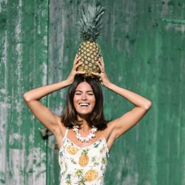 Ketting Milica Crème - Isla Ibiza Bonita