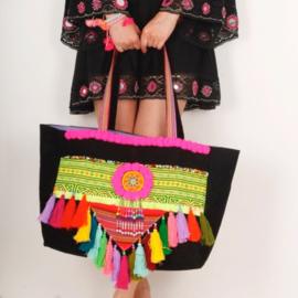 toscana pulseras beach bag