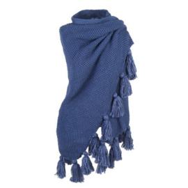 Omslagdoek - Bleu