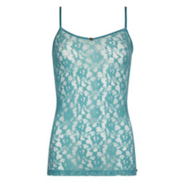Singlet Kort Kant Isla Ibiza - Turquoise 8219612-tu