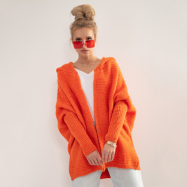 Baby it's cold outside, Kleur Oranje Fobya F960