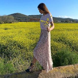 Skirt Butterfly Soft pink 8121813