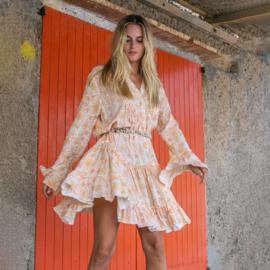 Tunic Lemon print - 8120712 Isla Ibiza Bonita