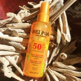 Sun Oil SPF 50 Tiare spray - Hei Poa