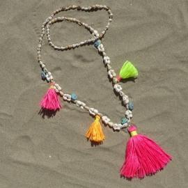 Necklace - Multi Colour