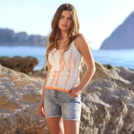 Kort Broekje Faded Hearts Jeans 8121203