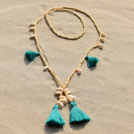 Mala with Love - Turquoise - Bali Touch