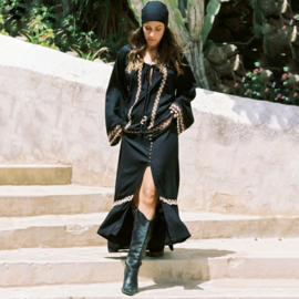 Skirt Maroccan Kilim Black 8221809