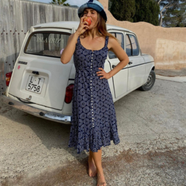 Dress Circulo Blue 8121725
