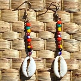 Oorbellen Colores Multi - Isla Ibiza Bonita