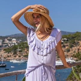 Blouse Lila  -Isla Ibiza Bonita