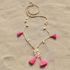 Mala with Love - Pink - Bali Touch