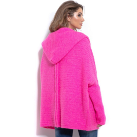 Baby it's cold outside,  pink - Fobya F960