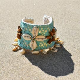Bracelet Lush turquoise - Hot Lava