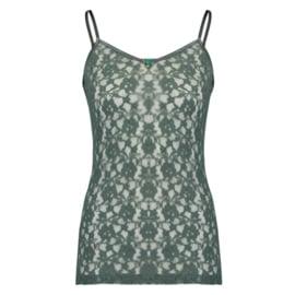 Top Lace -  Bottle Green - Isla Ibiza