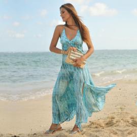 Dress Indy, Blue Moon - Hot Lava