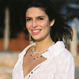 Ketting Ventana Crème - Isla Ibiza Bonita