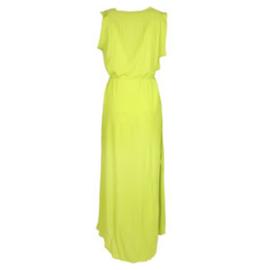 Dress Venice Long, Lime - Karma by Hot Lava