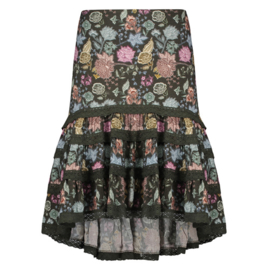 Skirt Flowers Isla Ibiza - Multi
