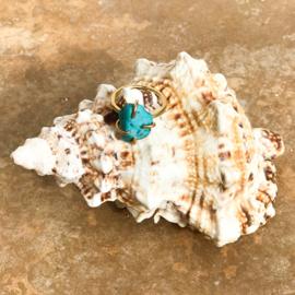 Ring - Turquoise - Isla Ibiza Bonita
