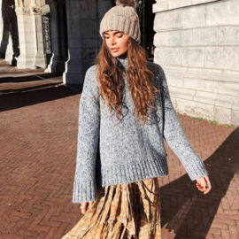 Knitted Jumper Blended Isla Ibiza - Jeans