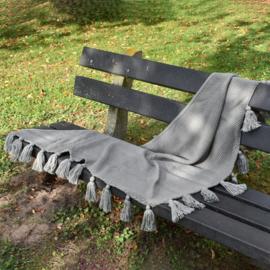 Omslagdoek - Grey