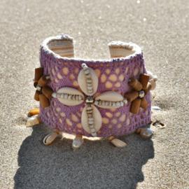 Bracelet Lush Lila  - Hot Lava