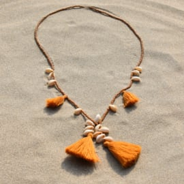 Mala with Love - Cognac - Bali Touch