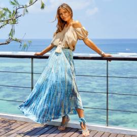 Skirt Bibi Blue Moon - Hot Lava