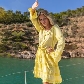 Tunic Sun Lemon 8120706 - Isla Ibiza Bonita