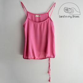 Top Nina Uni - Pink - Hot Lava