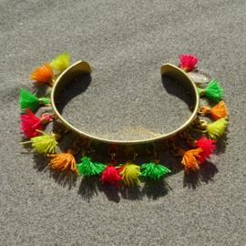 Cuff bracelet - Multi Colour - Toscana Pulseras