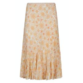 Skirt Lemon Print - 8120807 Isla Ibiza Bonita