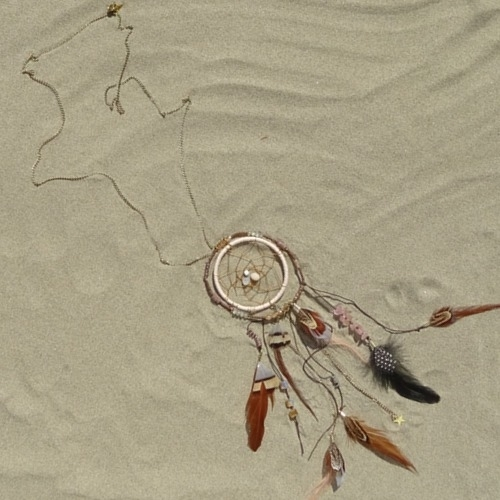 Necklace - Salo - Sand in my Shoes