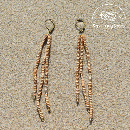 Termite Long Fringe - By Callia