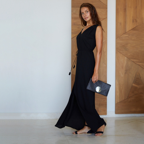 Dress Venice, Black - Karma by Hot Lava