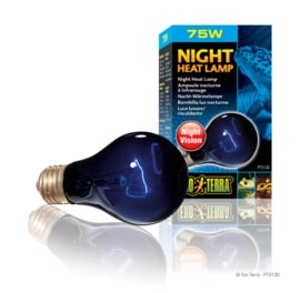 Exo Terra Night Heat Lamp 75W