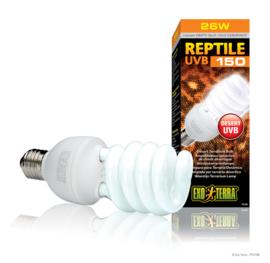 Exo Terra Reptile UVB150 Woestijn Terrariumlamp 25W