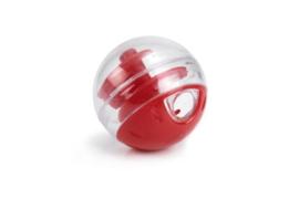Plastic Verstelbare Snackbal voor de Kat