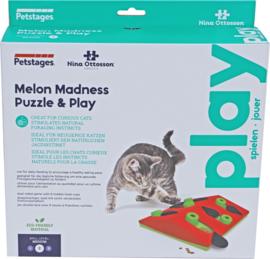 Nina Ottoson Kattenspel Puzzle & Melon Madness