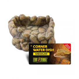 Exo Terra Corner Water Dish Medium