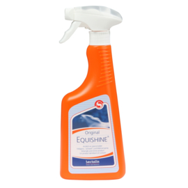 Equishine Anti-klit en Glansmiddel 500ml - incl sproeikop - voor paarden