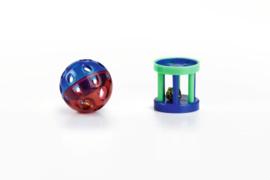 Bal en Roller met Belletjes