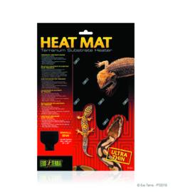 Heat Mat Substraatverwarmer voor Terraria 8W Small 20x20cm - Warmtemat