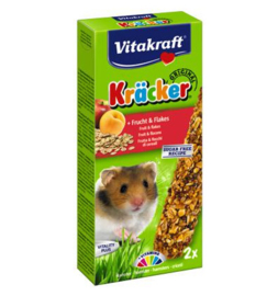 Vitakraft Hamster Kracker Fruit 112 gram