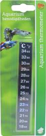 Opplakbare Thermometer
