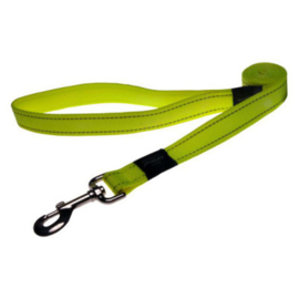 Rogz nitelife looplijn small 1.8m dayglow yellow