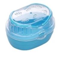 Transportbox xs blauw 20x15x13,5cm