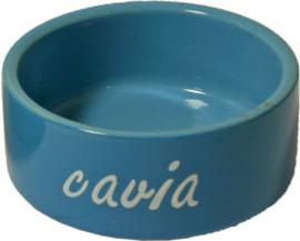 Cavia eetbak steen blauw 12cm