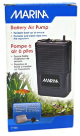 Marina Luchtpomp op Batterijen